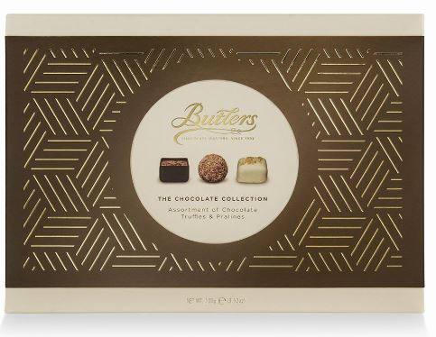BUTLERS THE CHOCOLATE COLLECTION SMALL (100g)-0