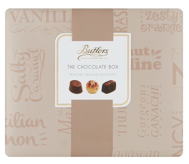 BUTLERS THE CHOCOLATE BOX (320G)-0