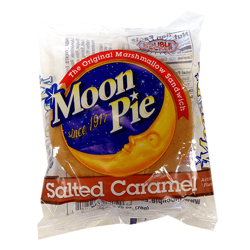 MoonPie Double Decker Salted Caramel (78g)-0