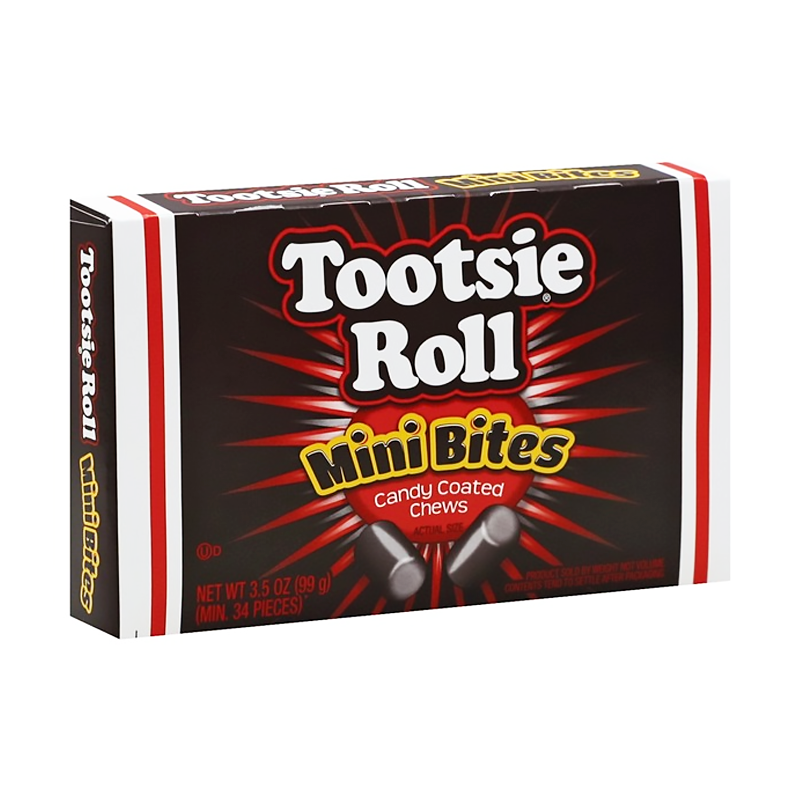 Tootsie Roll Mini Bites (99g)-0