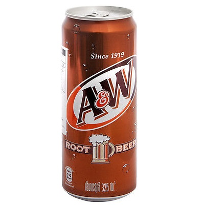 A&W root Beer 330ml-0