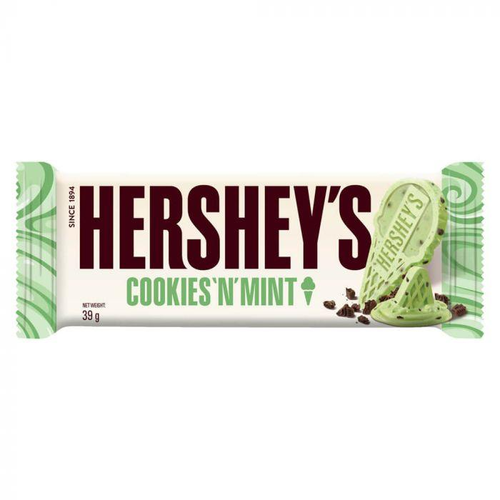 Hershey's Cookies 'N' Mint Bar 39g